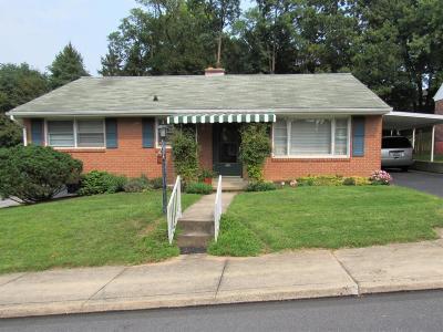 Ephrata Single Family Home For Sale: 138 Cedar Street