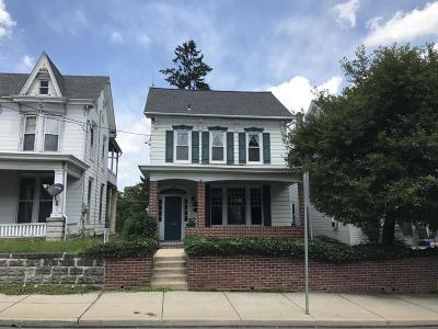 Ephrata Single Family Home For Sale: 221 S State Street