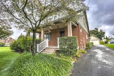 New Holland Single Family Home For Sale: 531 E Main Street