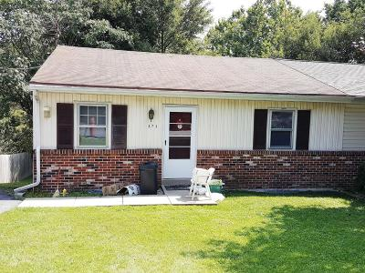 Akron Single Family Home For Sale: 473 S 9th Street