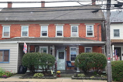 Mountville Single Family Home For Sale: 24 W Main Street