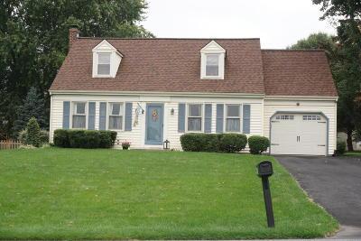 Landisville Single Family Home For Sale: 560 Stony Battery Road