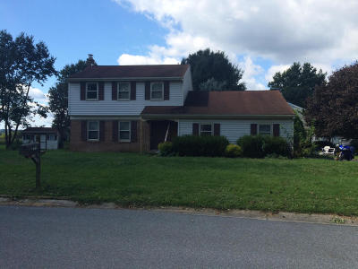 Landisville Single Family Home For Sale: 1656 Kauffman