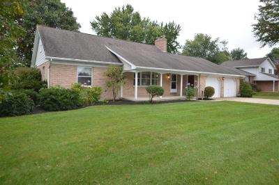 Manheim Single Family Home For Sale: 310 Lakeview Drive