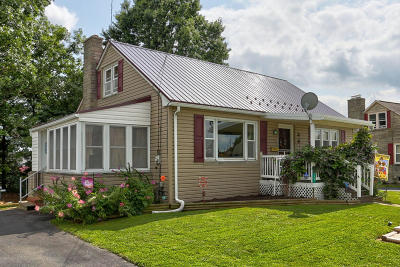 New Holland Single Family Home For Sale: 260 Locust Street