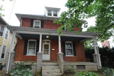 Ephrata Single Family Home For Sale: 325 W Main Street
