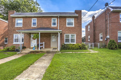 Lancaster Condo/Townhouse For Sale: 1250 High Street