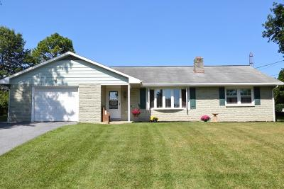 Manheim Single Family Home For Sale: 345 Parkview Drive