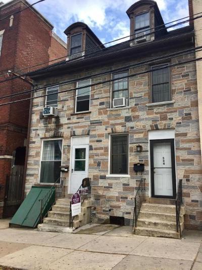 Lancaster Single Family Home For Sale: 322-324 W King Street