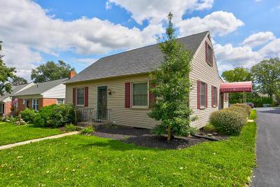 Lancaster Single Family Home For Sale: 832 Hager Street