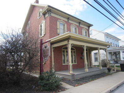 Ephrata Single Family Home For Sale: 1522 W Main Street