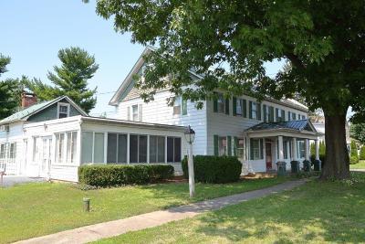 Manheim Single Family Home For Sale: 871 Fruitville Pike