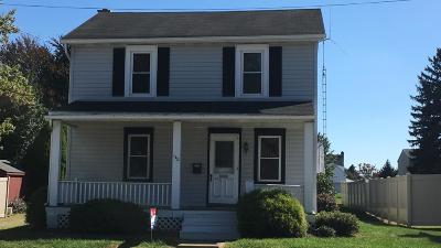 New Holland Single Family Home For Sale: 140 W Conestoga Street