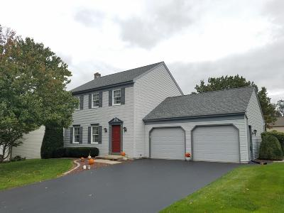 Ephrata Single Family Home For Sale: 55 Brookfield Drive
