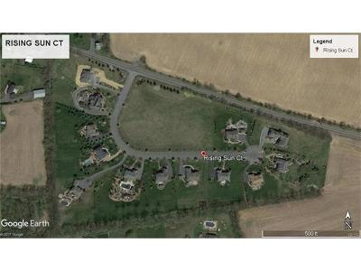 Residential Lots & Land Available: 3366 Rising Sun Court