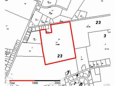 Residential Lots & Land Available: 4241 Gradwohl Switch Road