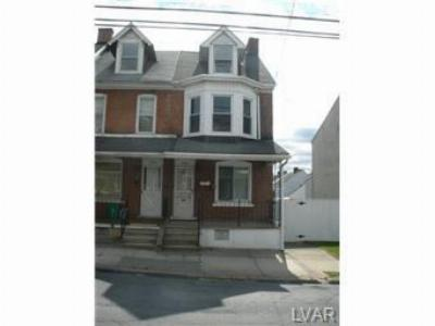 Single Family Home Sold: 208 South Carlisle Street