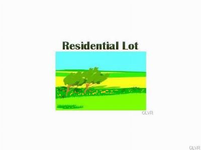 Residential Lots & Land Available: 7952 Claussville Road
