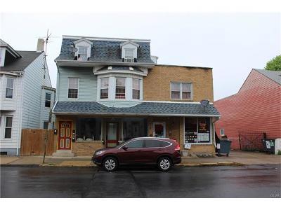 Easton Multi Family Home Available: 1211 Washington Street