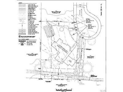 Bethlehem City Residential Lots & Land Available: 3205 Burtis Road