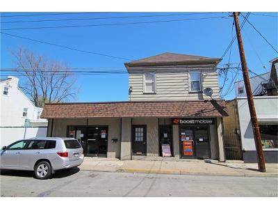 Easton Multi Family Home Available: 707 Wood Avenue