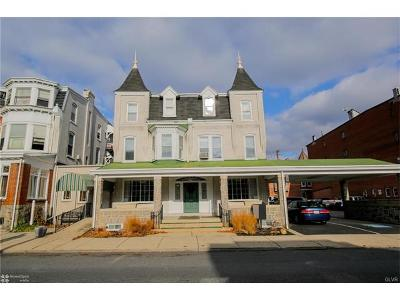 Allentown City Multi Family Home Available: 1329 West Linden Street