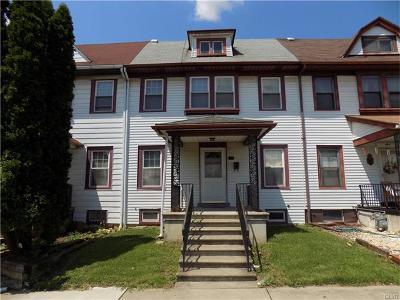 Bethlehem City Single Family Home Available: 715 Wood Street