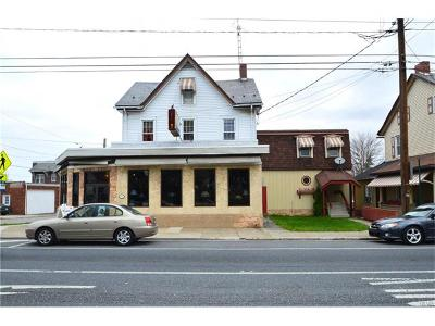Allentown City Multi Family Home Available: 1901 Hanover Avenue