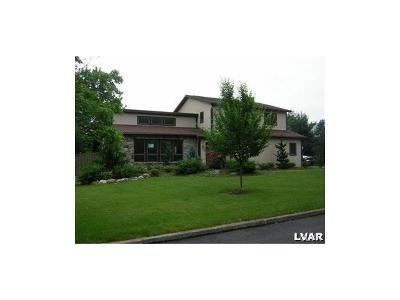 Lehigh County Single Family Home Available: 3712 Crest View Drive