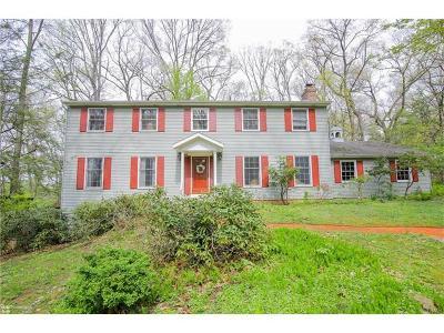 Bethlehem City Single Family Home Available: 425 Rockhill Circle