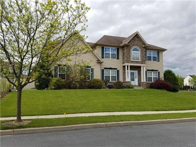 Easton Single Family Home Available: 824 Mohican Drive