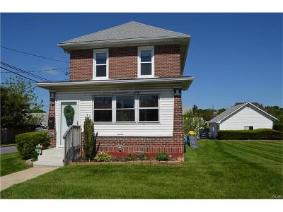 Lehigh County Single Family Home Available: 5169 Lincoln Avenue