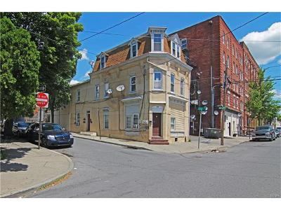Allentown City Multi Family Home Available: 165 Gordon Street