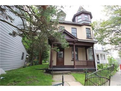 Bethlehem City Multi Family Home Available: 418 Broadway
