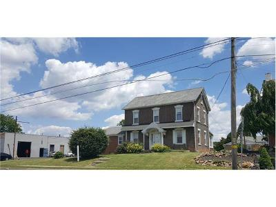 Allentown City Multi Family Home Available: 1703 South 4th Street