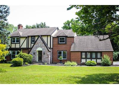 Lehigh County Single Family Home Available: 4702 South Parkview Drive