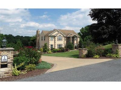 Lehigh County Single Family Home Available: 2895 Wilshire Court