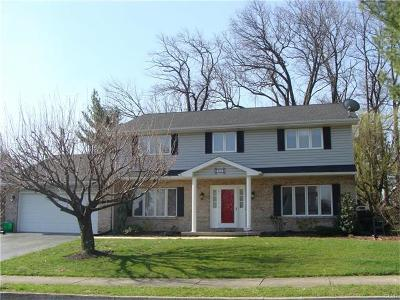 Allentown City Single Family Home Available: 886 Dorset Road