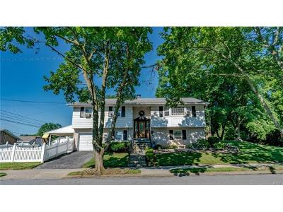 Allentown City Single Family Home Available: 2402 West Greenleaf Street