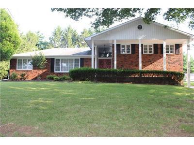 Northampton County Single Family Home Available: 895 West Macada Road