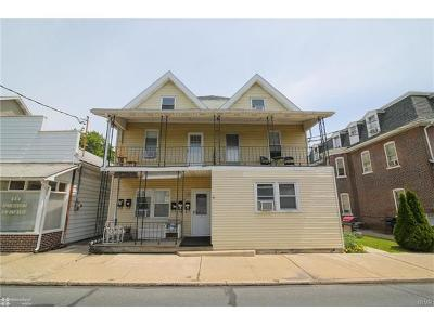 Lehigh County Multi Family Home Available: 49 South 2nd Street