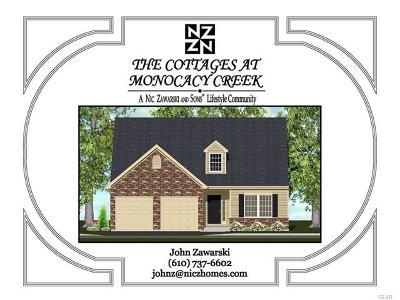 Bethlehem City Single Family Home Available: 3675 Cottage Drive #10