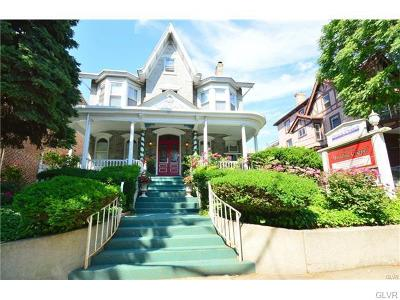 Allentown City Multi Family Home Available: 220 North 4th Street