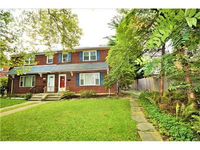 Lehigh County Single Family Home Available: 2135 West Highland Street