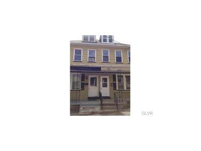 Easton Single Family Home Available: 722 Pearl Street