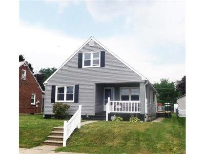 Bethlehem City Single Family Home Available: 2074 Kenmore Avenue