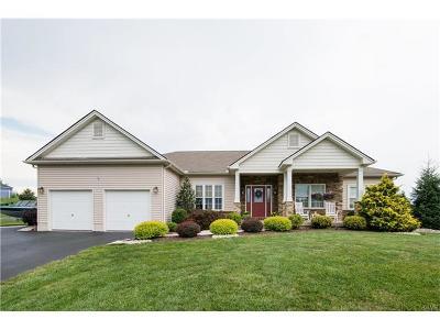 Lehigh County Single Family Home Available: 2933 Fensamaus Court