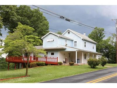 Northampton County Single Family Home Available: 190 Gaffney Hill Road