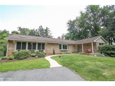 Lehigh County Single Family Home Available: 2901 Strohl Road