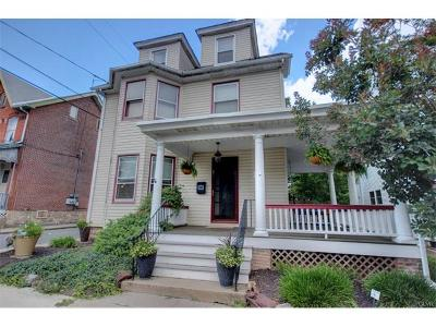 Bethlehem City Single Family Home Available: 321 East North Street